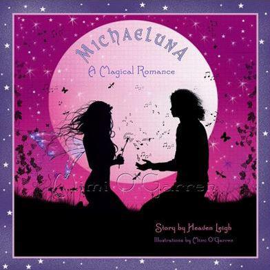 MichaeLuna - A Michael Jackson inspired Fantasy Story by author Heaven Leigh