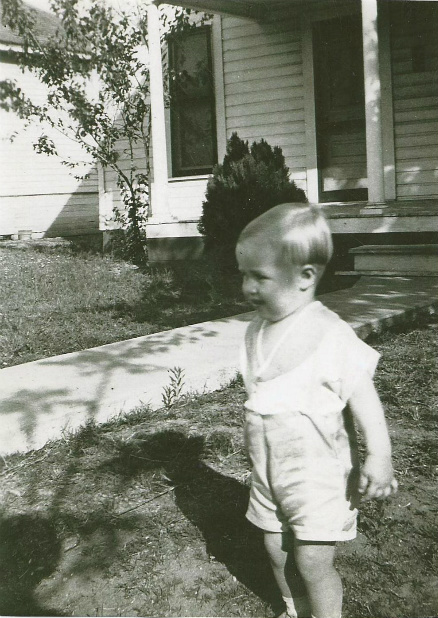Father-in-Law as a toddler