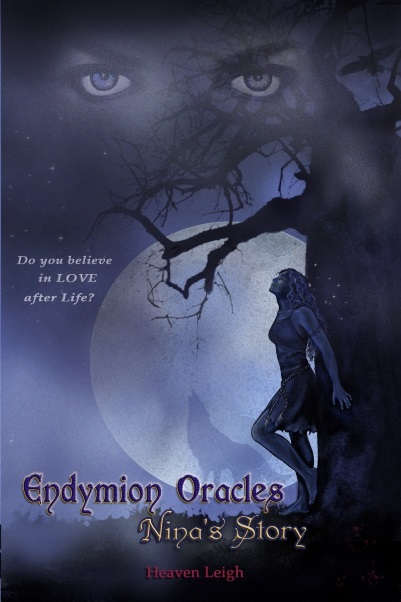 Cover for Endymion Oracles: Nina's Story