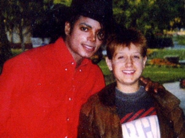 Michael Jackson and Ryan White