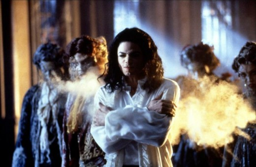 "Michael Jackson from short film ""Ghosts"""
