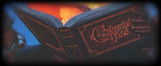 Enchanted Tales book