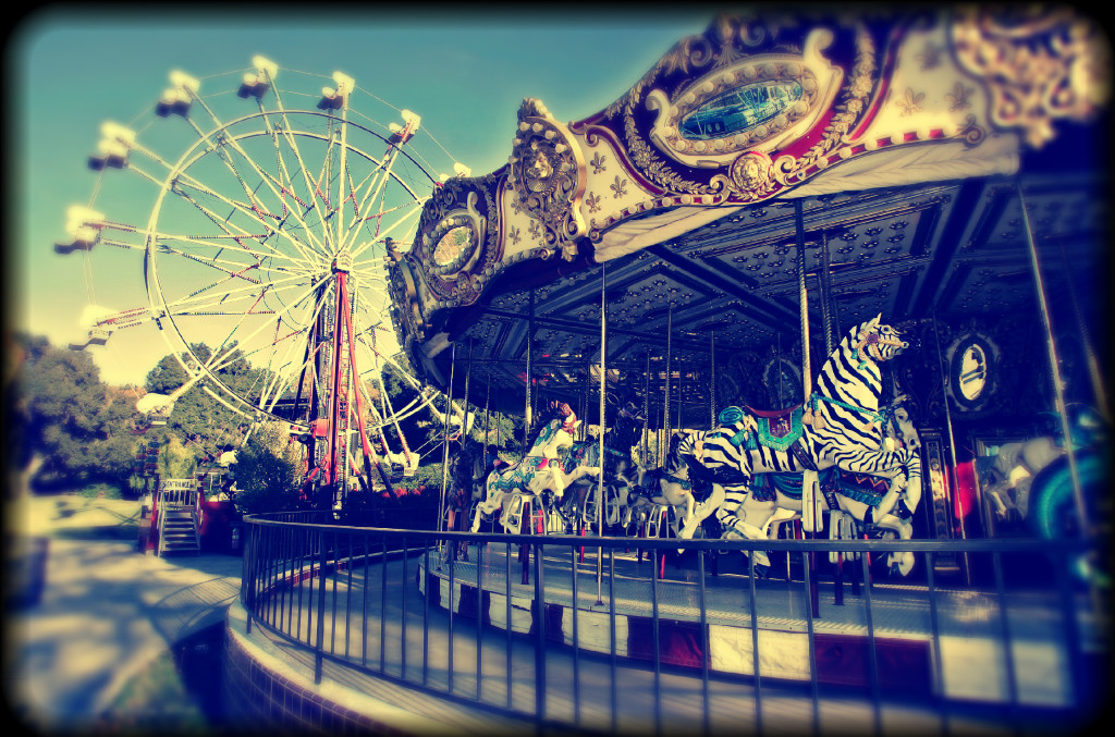 carousel neverland effects