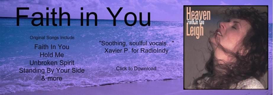 Heaven Leigh Music – Soulful Vocals