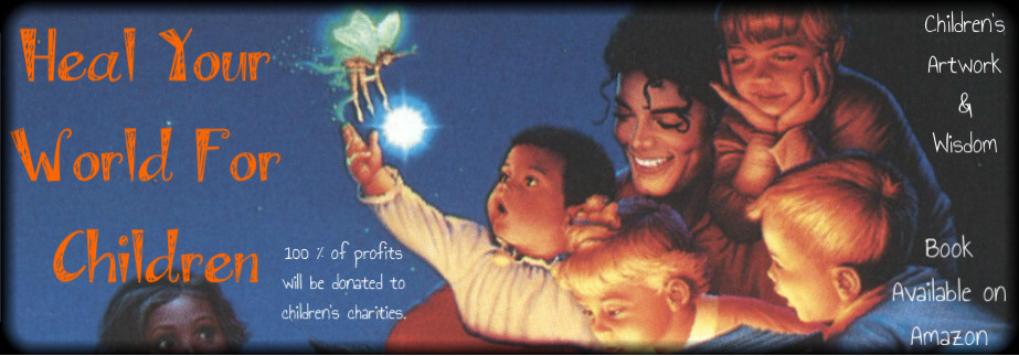 Heal Your World for Children Book