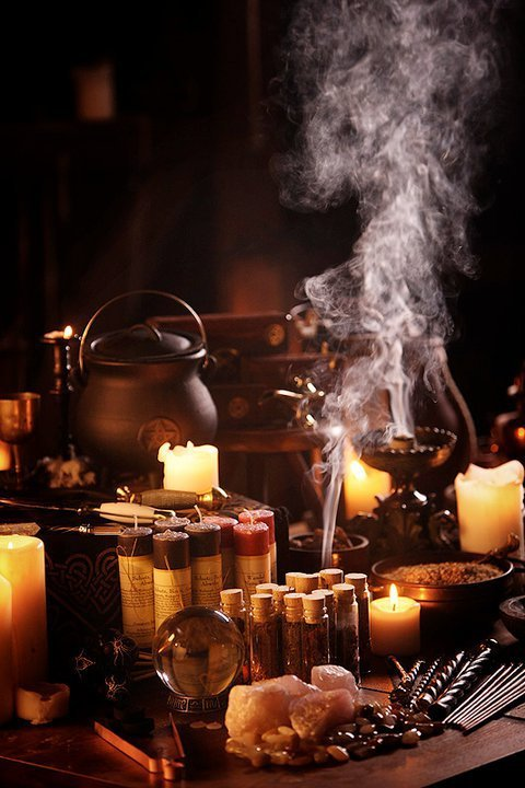 physical tools of magickal practice