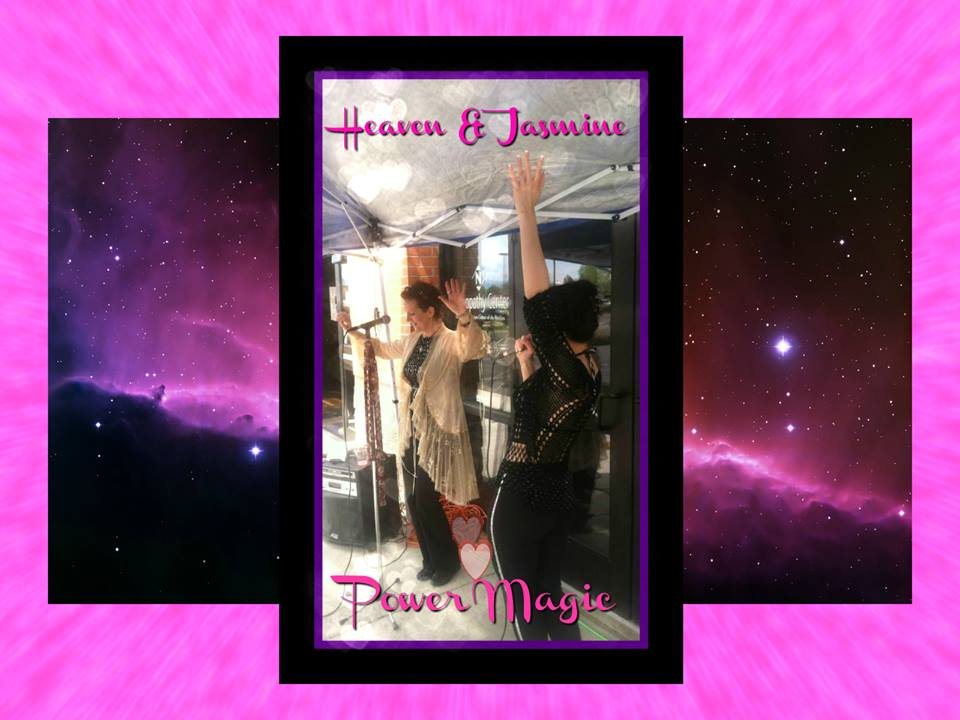 Heaven and Jasmine Performing Live