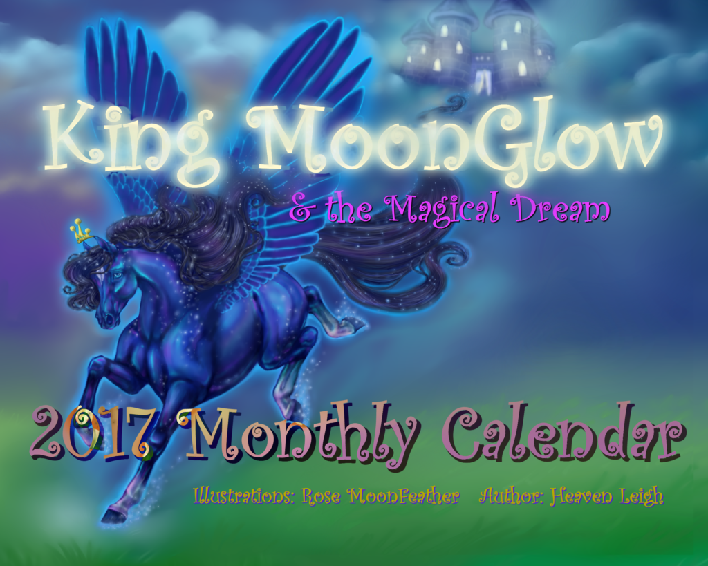 King MoonGlow Calendar