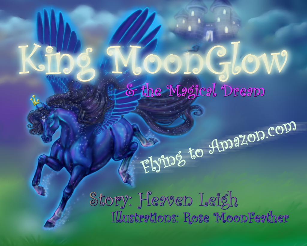 King MoonGlow book cover