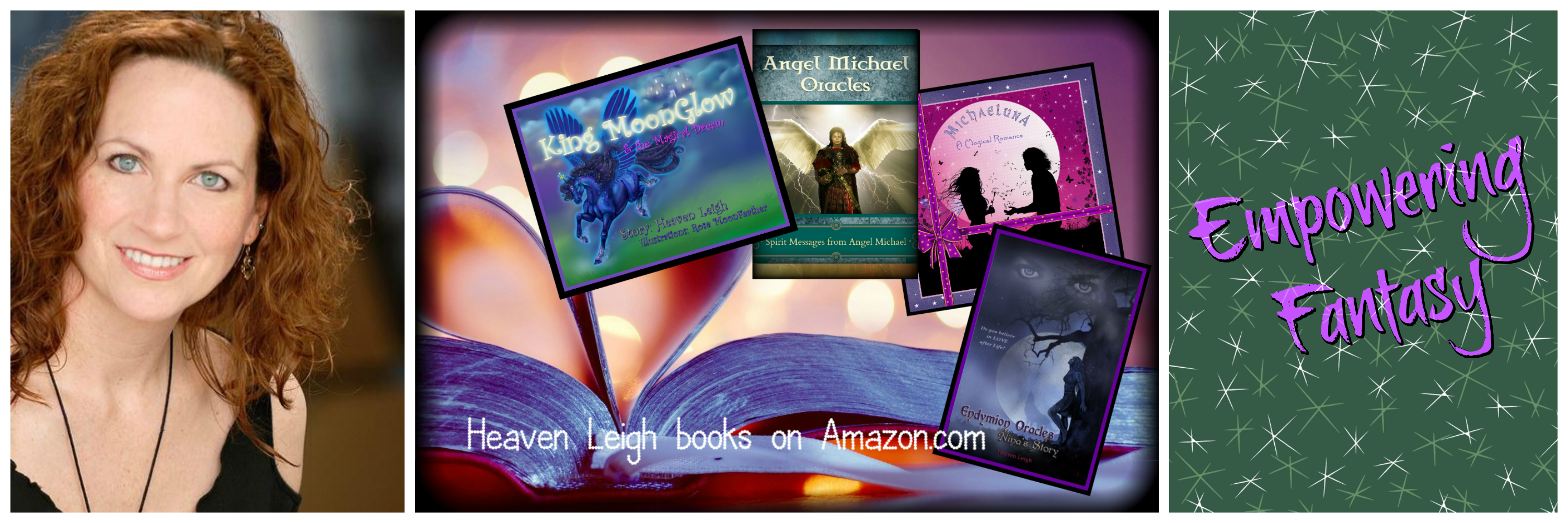 Heaven Leigh Books – Tap to Order