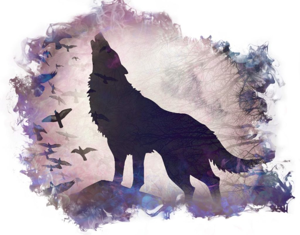 Spiritual lessons from the wolf